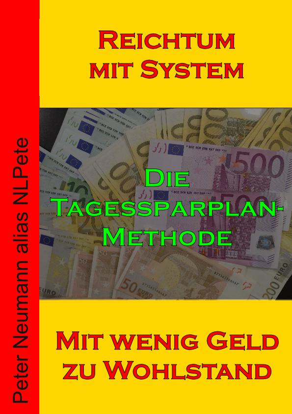 Cover - eBook - Die Tagessparplan-Methode - V2.5 - 72 DPI