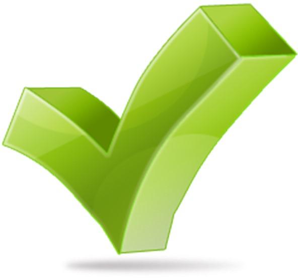 Der erste gute Vorsatz für 2015 erledigt - Check! - Artikelbild